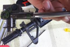 Stock Lauf und HopUp einer Sniper Custom HPA