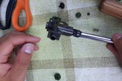 Stock Lauf und HopUp einer Sniper Custom HPA - 2